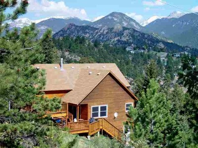 Estes Mountain Home